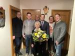 90. Geburtstag Frau Rosina Aschauer