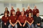Vorstand der Trachtenkapelle Senftenberg