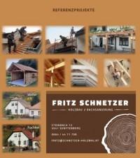 Holzbau & Dachsanierung Fritz SCHNETZER