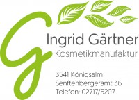 Massagepraxis & Kosmetikherstellung Ingrid GÄRTNER